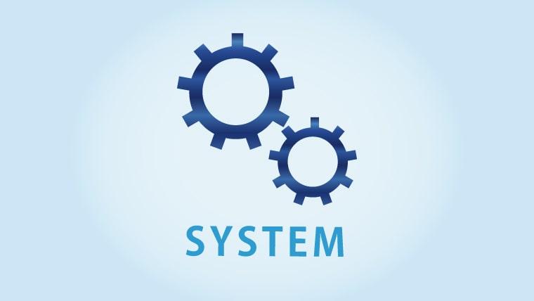 仕組み(SYSTEM)