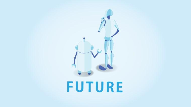 未来に向かう仕事