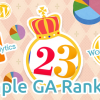 【WordPress】サーバ負荷が軽い「Simple GA Ranking」プラグインで人気記事ランキング